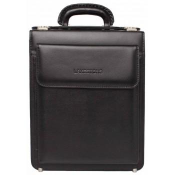 Вертикальный портфель Lakestone Grantson black