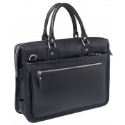 Деловая сумка Lakestone Halston black