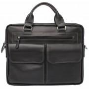 Деловая сумка Lakestone Holford black