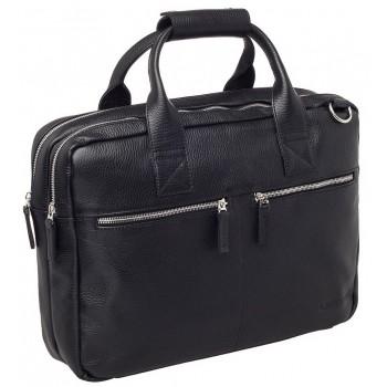 Деловая сумка Lakestone Kelston black