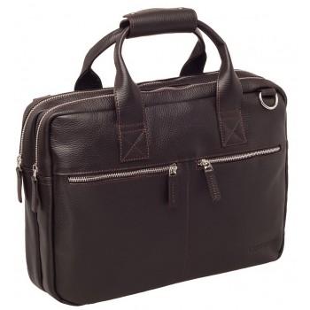 Деловая сумка Lakestone Kelston brown