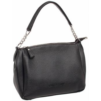 Женская кожаная сумка Lakestone Lacey black