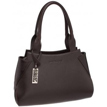 Женская кожаная сумка Lakestone Osprey brown