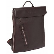 Кожаный рюкзак Lakestone Ramsey brown