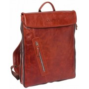 Кожаный рюкзак Lakestone Ramsey redwood