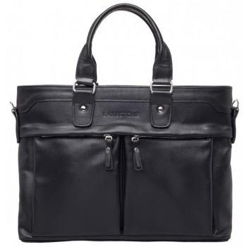 Деловая сумка Lakestone Robertson black