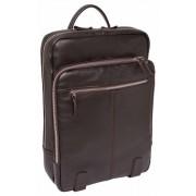 Кожаный рюкзак Lakestone Salmons brown