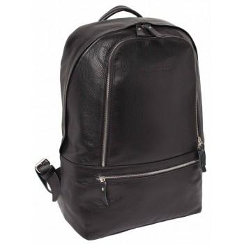 Кожаный рюкзак Lakestone Timber black