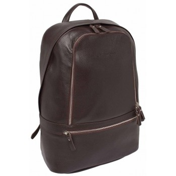Кожаный рюкзак Lakestone Timber brown