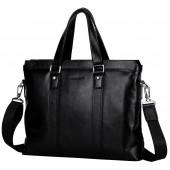 Деловая сумка Manberce P21-1 black
