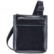 Мужская сумка через плечо Piquadro Blue Square (CA1358B2/BLU2) синего цвета