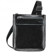 Мужская сумка через плечо Piquadro Blue Square (CA1358B2/N) черного цвета