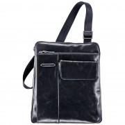 Мужская сумка через плечо Piquadro Blue Square (CA1815B2/BLU2) синего цвета