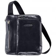 Мужская сумка через плечо Piquadro Blue Square (CA1816B2/BLU2) синего цвета