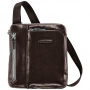 Мужская сумка через плечо Piquadro Blue Square (CA1816B2/MO) коричневого цвета
