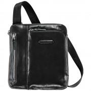Мужская сумка через плечо Piquadro Blue Square (CA1816B2/N) черного цвета