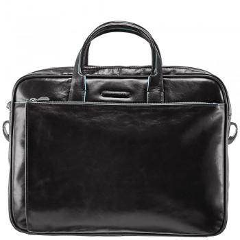 Мужская сумка Piquadro Blue Square (CA1903B2/N) черного цвета