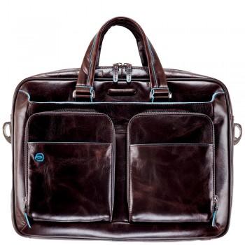 Мужская сумка Piquadro Blue Square (CA2849B2/MO) коричневого цвета