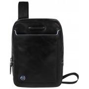 Мужская сумка через плечо Piquadro Blue Square (CA3084B2/N) черного цвета