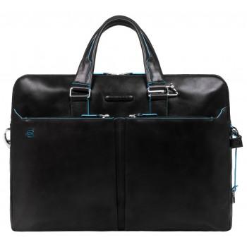 Мужская сумка Piquadro Blue Square (CA3147B2/N) черного цвета