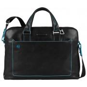 Мужская сумка Piquadro Blue Square (CA3335B2/N) черного цвета