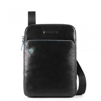 Мужская сумка через плечо Piquadro Blue Square CA3978B2/N черного цвета
