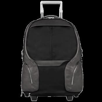Чемодан-рюкзак Piquadro Coleos BV3148OS/N черного цвета