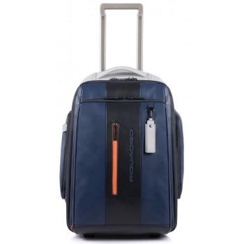 Чемодан-рюкзак Piquadro Urban BV4817UB00BM/BLGR blue