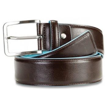 Кожаный ремень Piquadro Blue Square CU3254B2/MO brown