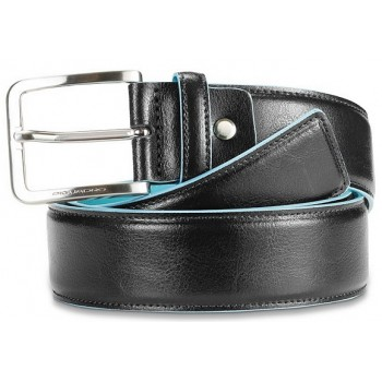 Кожаный ремень Piquadro Blue Square CU3254B2/N black