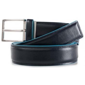 Кожаный ремень Piquadro Blue Square CU4207B2/BLU2 blue