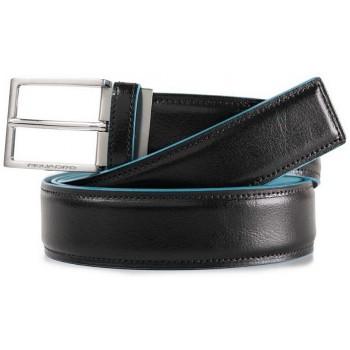 Кожаный ремень Piquadro Blue Square CU4207B2/N black