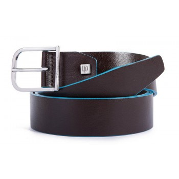 Кожаный ремень Piquadro Blue Square CU4880B2/MO brown