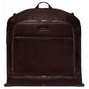 Кожаный портплед Piquadro Blue Square PA1617B2/MO коричневого цвета
