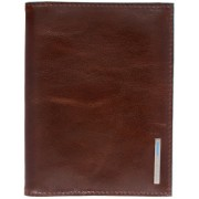 Обложка для паспорта Piquadro Blue Square PP1660B2/MO brown