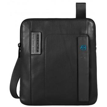 Мужская сумка через плечо Piquadro Pulse (CA1358P15/N) черного цвета