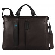 Мужская сумка Piquadro Pulse (CA1618P15/M) коричневого цвета
