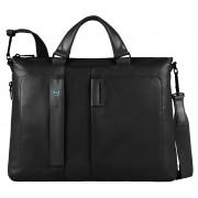 Мужская сумка Piquadro Pulse (CA1618P15/N) черного цвета