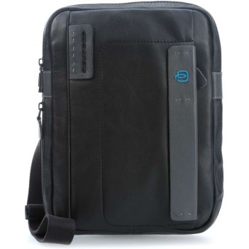 Мужская сумка через плечо Piquadro Pulse CA3228P15/N черного цвета
