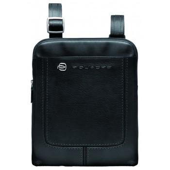 Мужская сумка через плечо Piquadro Vibe (CA1358VI/N) черного цвета