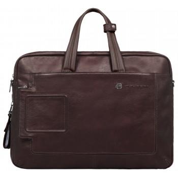 Мужская сумка Piquadro Blue Vibe (CA3147VI/TM) темно-коричневого цвета