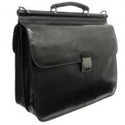 Портфель Tony Perotti 331210 black XXL