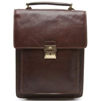 Вертикальный портфель Tony Perotti 3311272 brown