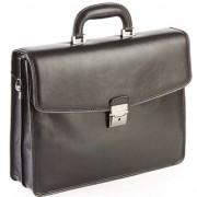 Кожаный портфель Tony Perotti 3312091 black