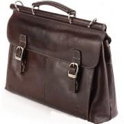 Кожаный портфель Tony Perotti 3314642 brown
