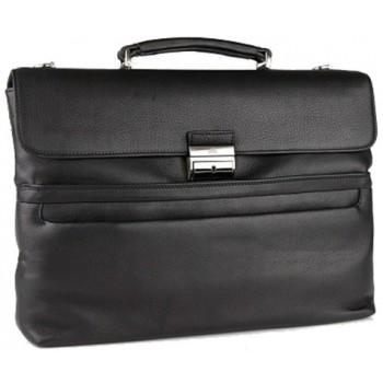 Кожаный портфель Tony Perotti 5631771 black