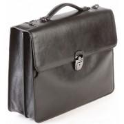 Кожаный портфель Tony Perotti 3332001 black