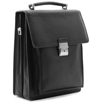 Вертикальный портфель Tony Perotti 5611271 black