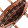 Кожаный портфель Tuscany Leather Lecce TL140573 brown