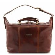 Дорожная сумка Tuscany Leather Ibiza Мини TL100309 brown